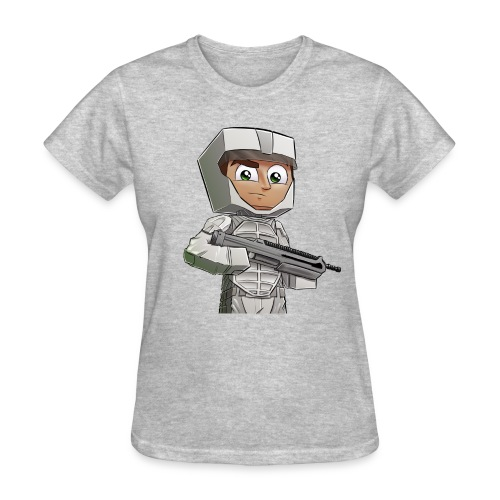 Women's T-Shirt Peacekeeper Rank - Women's T-Shirt
