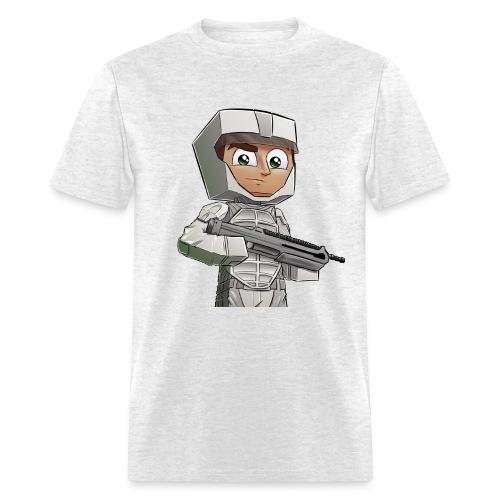 Men's T-Shirt Peacekeeper Rank - Men's T-Shirt