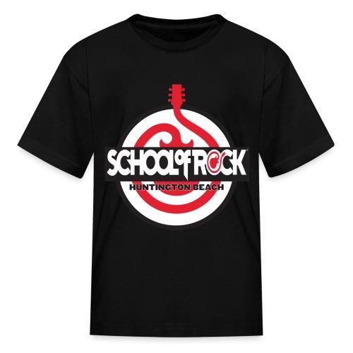 Kids T Swirl logo - Kids' T-Shirt