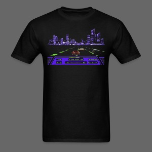 Rad Racer 8-Bit Detroit - Men's T-Shirt