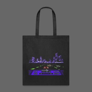 Rad Racer 8-Bit Detroit - Tote Bag