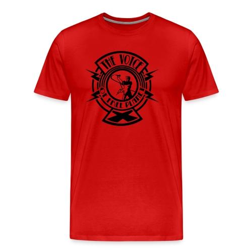 Voice of Free Planet X T-shirt - Men - Men's Premium T-Shirt