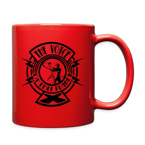 Voice of Free Planet X mug - Full Color Mug
