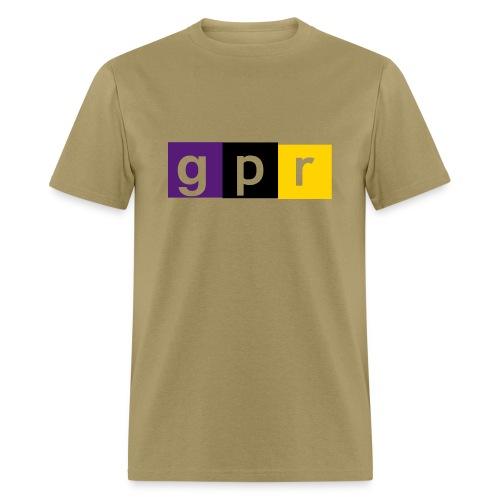 Galactic Public Radio T-Shirt - Men's T-Shirt