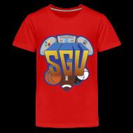 Kids' Shirts ~ Kids' Premium T-Shirt ~ Kids Logo Tee