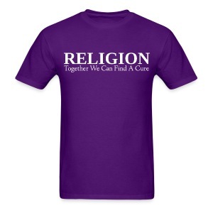 Religion - Men's T-Shirt