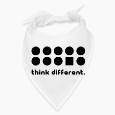 THINK DIFFERENT Caps