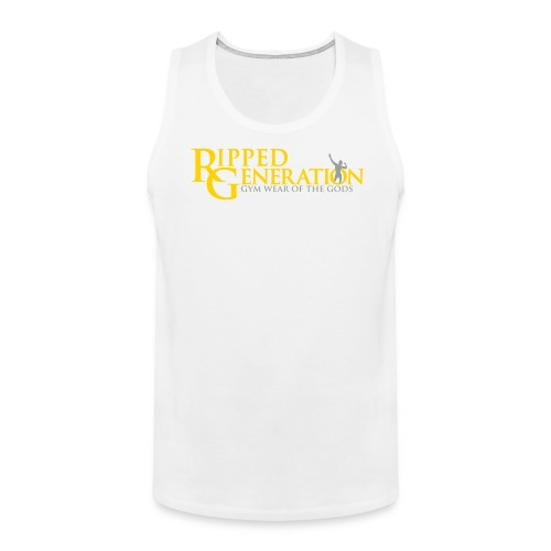 Premium Tank Top Ripped Generation - Men's Premium Tank