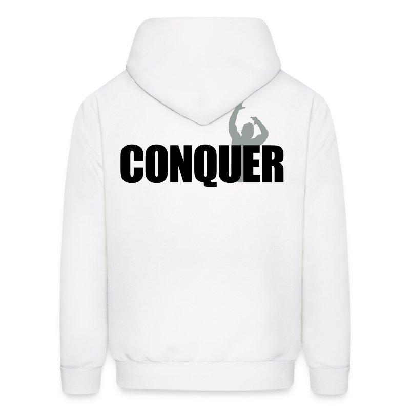 Men's Hoodie Conquer - Men's Hoodie