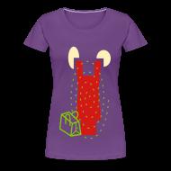 Women's T-Shirts ~ Women's Premium T-Shirt ~ shop till ya drop