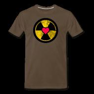 T-Shirts ~ Men's Premium T-Shirt ~ Distractingly Sexy - 3X+