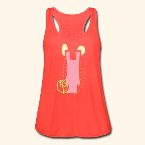 shop till ya drop - Women's Flowy Tank Top by Bella