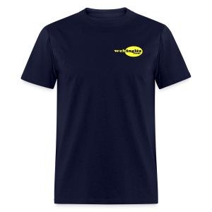 Logo Pequeño - Web Inglés  - Men's T-Shirt