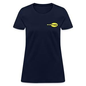 Logo Pequeño - Web Inglés  - Women's T-Shirt