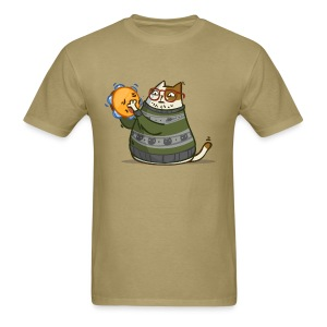 Friday Cat №14 - Men's T-Shirt