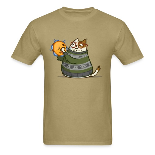 Friday Cat №14 - Men's T-Shirt