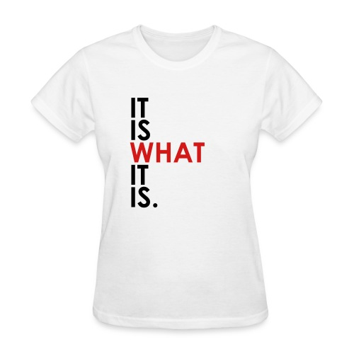 Women's T-Shirt - urban slang