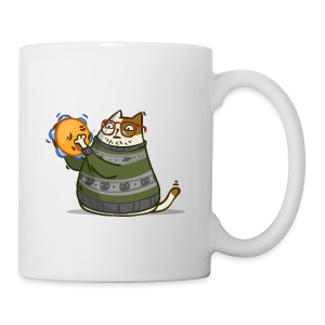 Friday Cat №14 - Coffee/Tea Mug