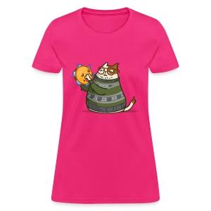Friday Cat №14 - Women's T-Shirt