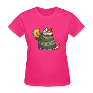 Friday Cat №14 - Women's T-Shirt