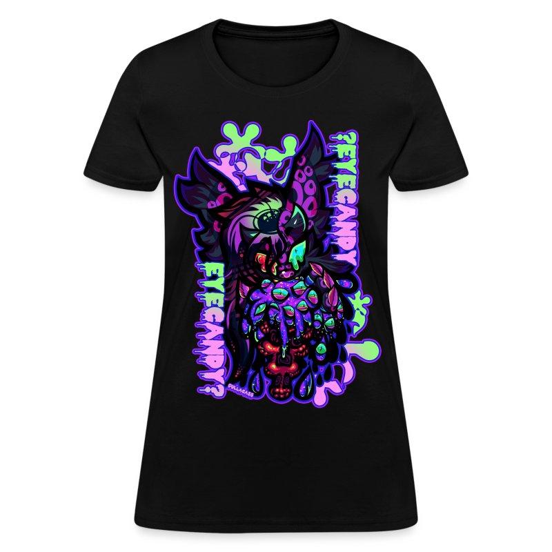 E Y E C A N DY  - Women's T-Shirt