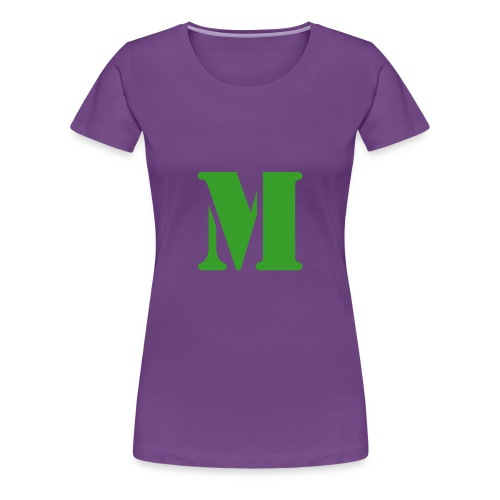 Mistiplier's Woman Shirt - Women's Premium T-Shirt