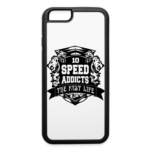 Iphone 6 Speed Addicts Phone Case! - iPhone 6/6s Rubber Case
