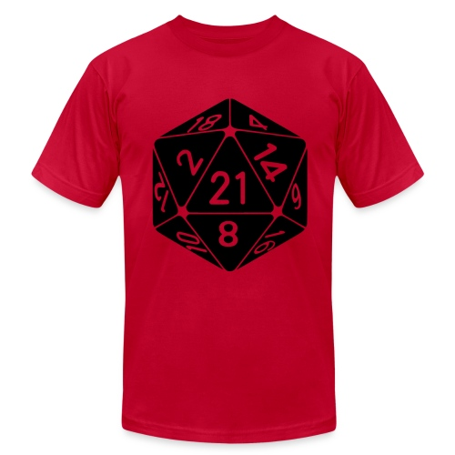 Dicey Gaming - Men's Fine Jersey T-Shirt