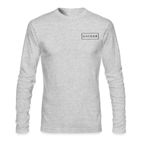 Ascend Classic Mens Long-sleeve Tee - Men's Long Sleeve T-Shirt by Next Level