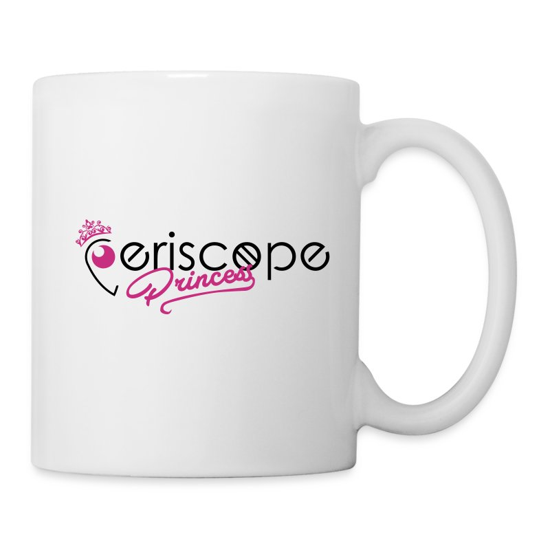 Periscope Princess Mug - Coffee/Tea Mug