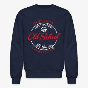 superior hood - Crewneck Sweatshirt