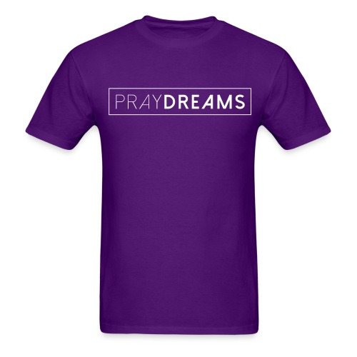 PrayDreams Enclosed - Men's T-Shirt