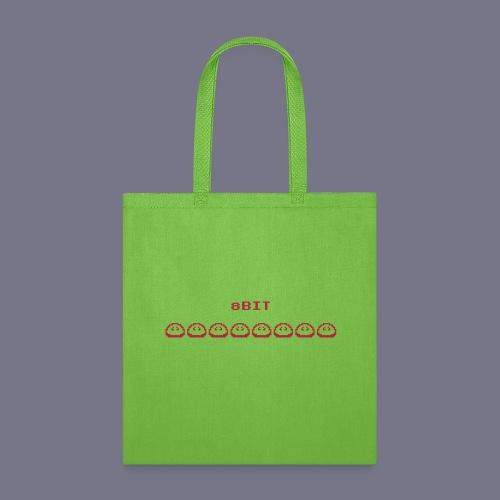 8-Bits Tote Bag - Tote Bag