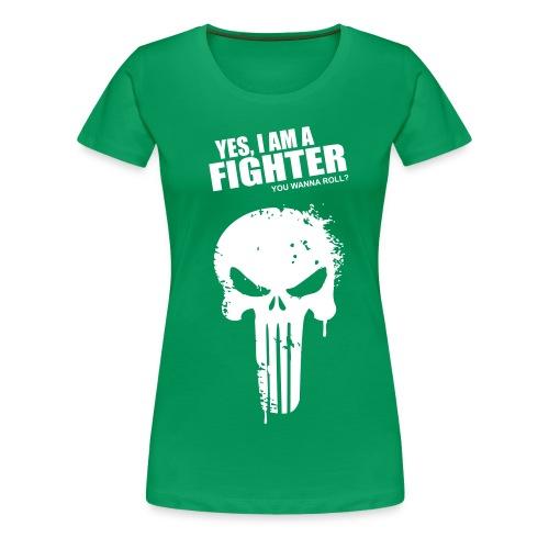 Punisher - Female - Women's Premium T-Shirt
