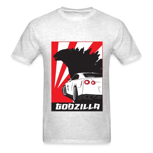 JDM #GTRGODZILLA - Men's T-Shirt