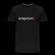 T-Shirts ~ Men's Premium T-Shirt ~ Snapmunk T-Shirt