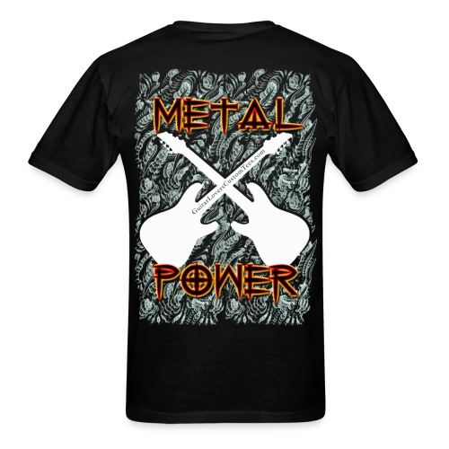 Metal Power - Men's T-Shirt