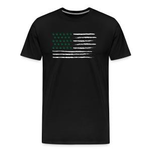 Men's American Dope Shirt - Men's Premium T-Shirt