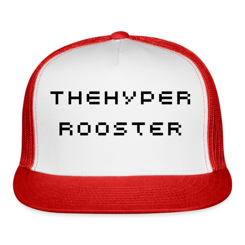 TheHyperRooster [HAT] [RED] - Trucker Cap
