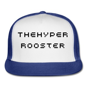 TheHyperRooster [HAT] [ROYALTY BLUE] - Trucker Cap