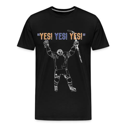 YES! - Men's Premium T-Shirt
