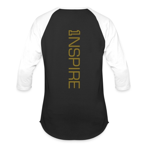 1NSPIRE Gold Baseball Tee - Baseball T-Shirt