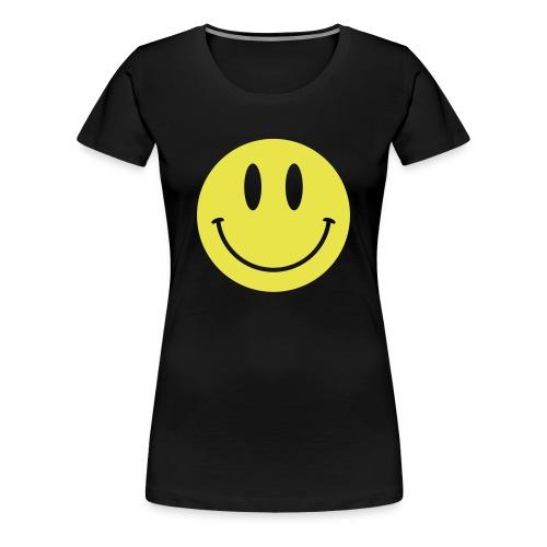 Smiley Premium Shirt - Women's Premium T-Shirt