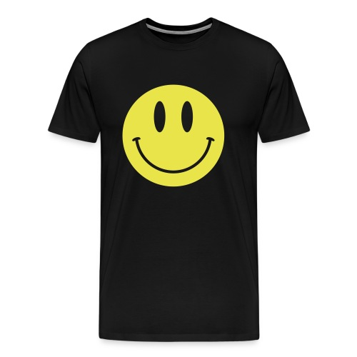 Smiley Premium Shirt - Men's Premium T-Shirt