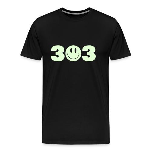 3O3 Glow Shirt - Men's Premium T-Shirt