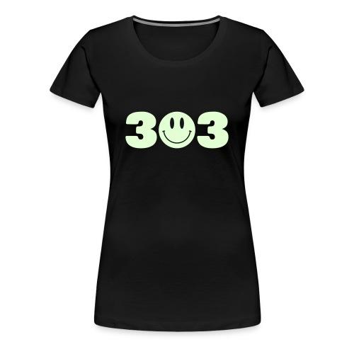 3O3 Glow Shirt - Women's Premium T-Shirt