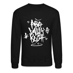 Tag Crewneck - Black - Crewneck Sweatshirt