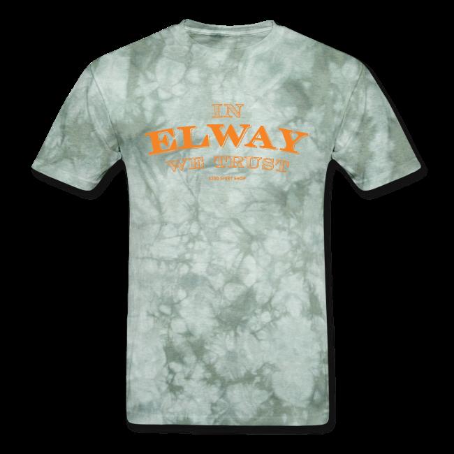 In Elway We Trust - Mens - T-Shirt - OP