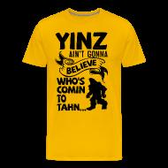 T-Shirts ~ Men's Premium T-Shirt ~ Article 102828330