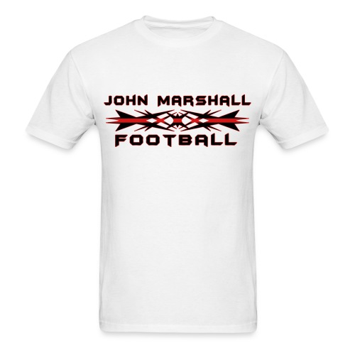 JM Football Base Camp - Men's T-Shirt